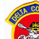 132nd Aviation Cavalry Regiment Delta Company Patch | Upper Left Quadrant