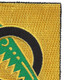 131st Armored Regiment DUI Patch | Upper Right Quadrant