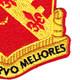 130th Field Artillery Regiment Patch | Lower Right Quadrant