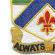 130th Infantry Regiment Patch | Lower Left Quadrant