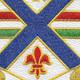 130th Infantry Regiment Patch | Center Detail