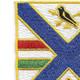 130th Infantry Regiment Patch | Upper Left Quadrant