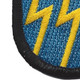 12th Special Forces Group Flash Patch | Lower Left Quadrant