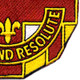 12Th Medical Evacuation Hospital Patch | Lower Right Quadrant