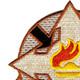 12th Psychological Operations Battalion Patch   Upper Left Quadrant