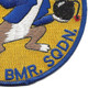 12th Fighter Bomber Squadron Patch | Lower Right Quadrant