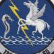 129th Rescue Squadron Patch   Center Detail