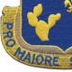 129th Infantry Regiment Patch | Lower Left Quadrant