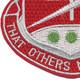 127th Airborne Engineer Battalion Patch | Lower Left Quadrant