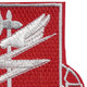 127th Airborne Engineer Battalion Patch | Upper Right Quadrant