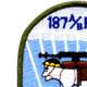 187 A/B RCT Patch Airborne Infantry Regimental Combat Team | Upper Left Quadrant