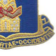 186th Infantry Regiment Patch   Lower Right Quadrant