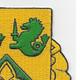 185th Armor Cavalry Regiment Patch | Upper Right Quadrant