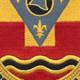 184th Field Artillery Regiment Patch   Center Detail