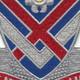 183rd Cavalry Regiment Virginia National Gaurd Patch   Center Detail
