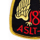 181st Assault Helicopter Company Patch | Lower Left Quadrant