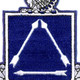 180th Infantry Regiment Patch   Center Detail