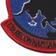 17th Recon Drone Squadron Patch   Lower Left Quadrant