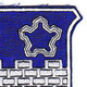 17th Infantry Regiment Patch Truth And Courage | Upper Right Quadrant