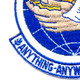 17th Airlift Squadron Patch | Lower Left Quadrant