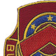 125th Quartermaster Regiment Patch | Upper Left Quadrant