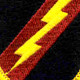 125th Military Intelligence Battalion Patch Flash | Center Detail