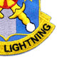 125th Military Intelligence Battalion Patch | Lower Right Quadrant