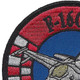 125th Fighter Squadron F-16M Patch | Upper Left Quadrant