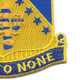 125th Infantry Regiment Patch | Lower Right Quadrant