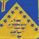 125th Infantry Regiment Patch | Center Detail