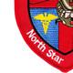 1256th Aviation Medical Company Air Ambulance Patch | Lower Left Quadrant