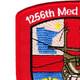 1256th Aviation Medical Company Air Ambulance Patch | Upper Left Quadrant