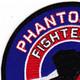 121st Tactical Fighter Squadron Patch F-4D Phantom   Upper Left Quadrant
