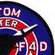 121st Tactical Fighter Squadron Patch F-4D Phantom   Upper Right Quadrant