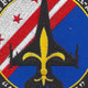 121st Fighter Squadron Det. New Orleans Patch | Center Detail