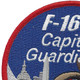 121st Fighter Squadron F-16C+ Patch | Upper Left Quadrant