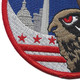 121st Fighter Squadron F-16C+ Patch | Lower Left Quadrant