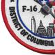 121st Fighter Squadron Capital Guardians Patch | Lower Left Quadrant