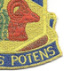 121st Chemical Battalion Patch | Lower Right Quadrant