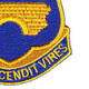 120th Infantry Regiment Crest Patch | Lower Right Quadrant