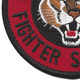 120th Fighter Squadron Patch | Lower Left Quadrant