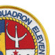 11th Amphibious Squadron Patch | Upper Right Quadrant