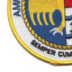 11th Amphibious Squadron Patch | Lower Left Quadrant