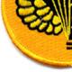 11th Airborne Division Jump School Patch | Lower Left Quadrant