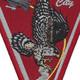 119th Fighter Squadron Atlanta City, NJ Patch   Center Detail