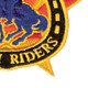 118th Cavalry Regiment Patch | Lower Right Quadrant
