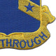 117th Infantry Regiment Patch | Lower Right Quadrant