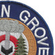 117th FW Warren Grove Range Patch | Upper Right Quadrant