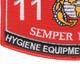 1171 Hygiene Equipment Operator MOS Patch | Lower Left Quadrant