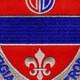 116th Field Artillery Regiment Patch | Center Detail